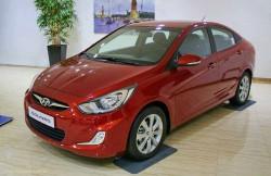 Хундай Солярис, Hyundai Motor Company, Корея, автомобиль
