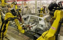 Hyundai Motor Company, завод, российский, Корея, автомобиль, производитель, цех сборки