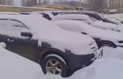 Hyundai Santa Fe, скоро весна