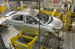 Hyundai Motor Manufacturing Rus, Россия, Питер, производитель авто, конвеер
