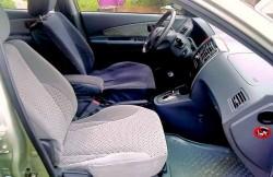 Hyundai Tucson, внедорожник, Korea, авто, интерьер, салон