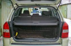 Hyundai Tucson, Korea, внедорожник, авто, багажное отделение