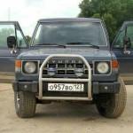 Хендай Галлопер – лицензионник от Mitsubishi