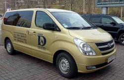 Хендай H1, авто, Корея, минивэн, микроавтобус