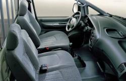 Хендай H1, авто, минивэн, Корея, фото, интерьер