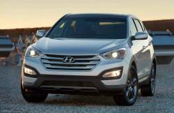 Hyundai Santa Fe, внедорожник, Корея, Хундай, Хондай, Хэндэ
