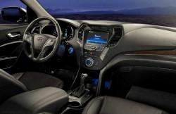 Hyundai Santa Fe, передняя панель, Корея, Хундай, Хондай, Хэндэ, внедорожник