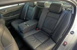 Hyundai Genesis, седан, Korea, авто, интерьер, фото