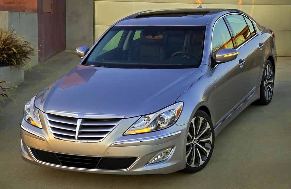 Hyundai Genesis хендай Best