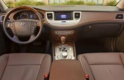 Hyundai Genesis, руль, Korea, седан, авто, фото