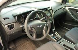 Hyundai i30, хэтчбек, Korea, фото, авто, интерьер, передняя панель