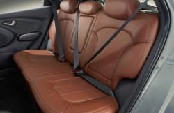 Хендай ix35, Корея, фото, корейские автомобили, машина, интерьер, кресла