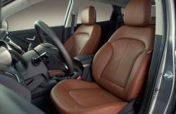 Хендай ix35, корейские автомобили, Корея, машина, сидения