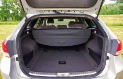 Hyundai i40, кроссовер, Korea, авто, фото, багажное отделение