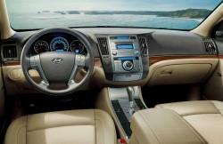 Hyundai ix55, кроссовер, Korea, авто, передняя панель, авто, интерьер