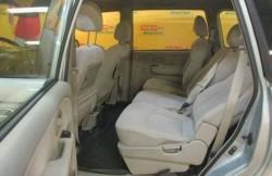 Hyundai Trajet, передняя панель, минивен, Korea, авто, интерьер, салон, фото