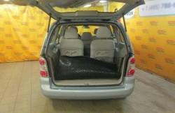 Хендай Траджет, корейские автомобили, Корея, машина, сидения, багажное отделение