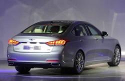 Hyundai Genesis 2, фото, авто, Korea, премиум седан