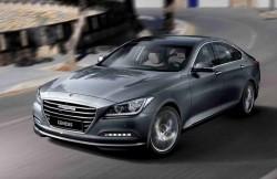 Hyundai Genesis 2, премиум седан, фото, авто, Korea
