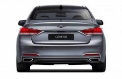 Hyundai Genesis 2, люкс седан, фото, авто, Korea, премиум класс