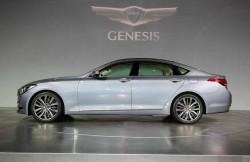 Хендай Генезис 2, корейские автомобили, Корея, машина