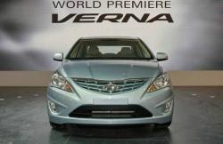 Хендай Верна, Корея, фото, корейские автомобили, машина