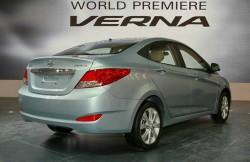 Хендай Верна, корейские автомобили, Корея, машина, фото