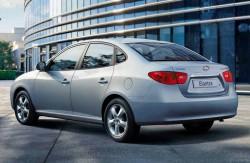 Хендай Элантра 4 поколение, Корея, машина, корейские автомобили