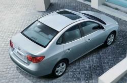 Hyundai Elantra IV, седан, фото, авто, Korea