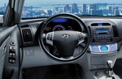 Хендай Элантра 4, руль, дисплей, модельный ряд 2006 - 2013 г. выпуска
