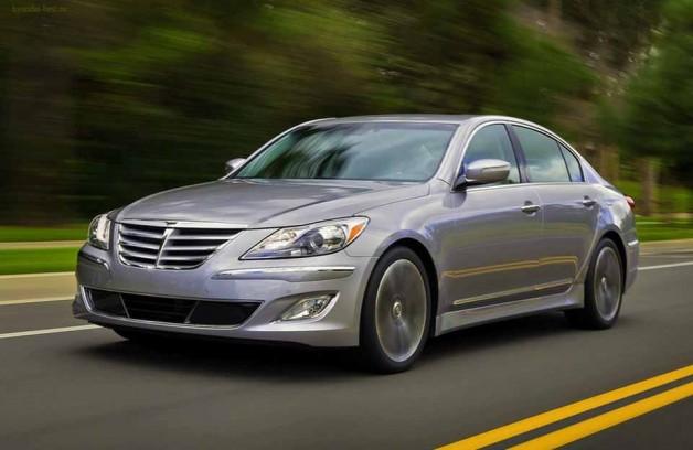 Hyundai Genesis – люксовый кореец