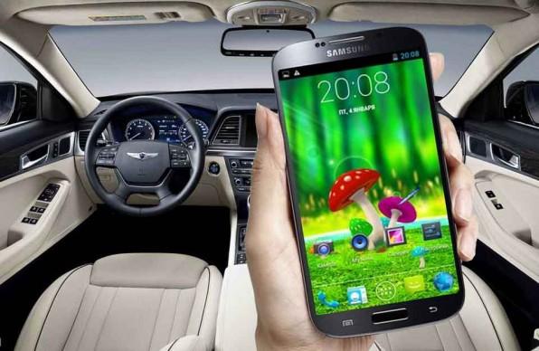 Автомобильная глушилка для сотовых телефонов. Hyundai